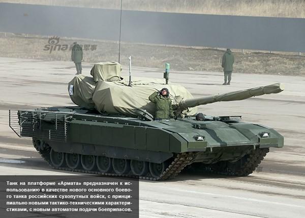 Điểm danh dàn vũ khí Nga ở lễ duyệt binh Ngày Chiến thắng - ảnh 2