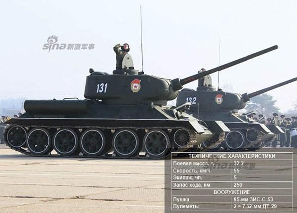 Điểm danh dàn vũ khí Nga ở lễ duyệt binh Ngày Chiến thắng - ảnh 3