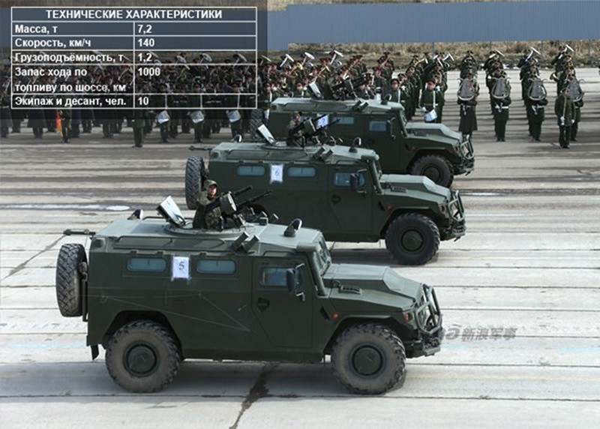 Điểm danh dàn vũ khí Nga ở lễ duyệt binh Ngày Chiến thắng - ảnh 5