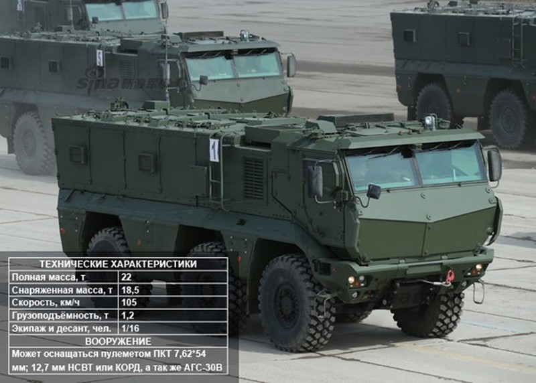 Điểm danh dàn vũ khí Nga ở lễ duyệt binh Ngày Chiến thắng - ảnh 7