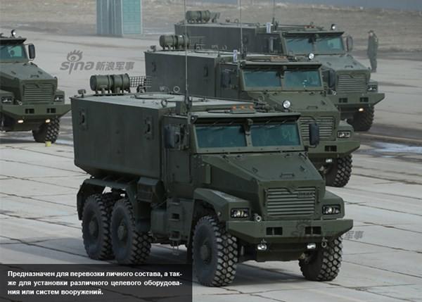 Điểm danh dàn vũ khí Nga ở lễ duyệt binh Ngày Chiến thắng - ảnh 8