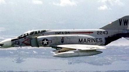 F-4 Phantom. Ảnh: Washington Times
