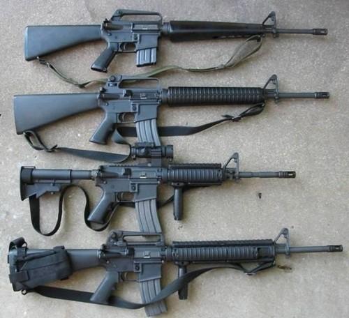 Các loại súng Mỹ dùng trong chiến tranh Việt Nam - ảnh 2