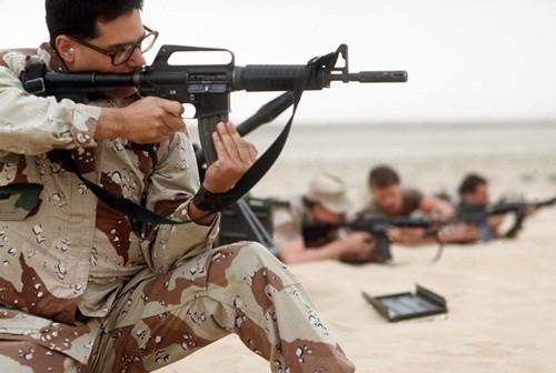 Các loại súng Mỹ dùng trong chiến tranh Việt Nam - ảnh 3