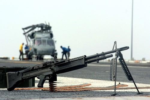 Các loại súng Mỹ dùng trong chiến tranh Việt Nam - ảnh 5
