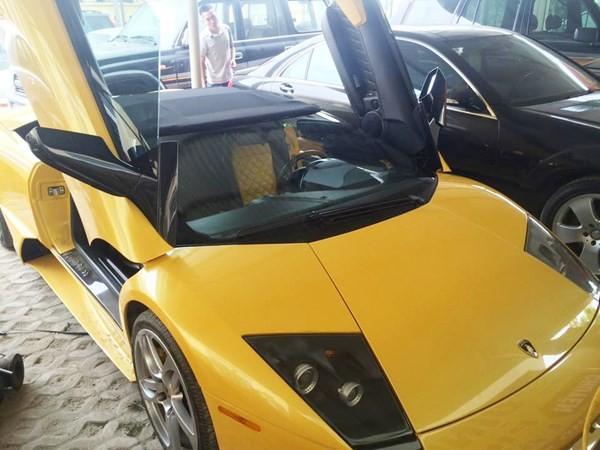 Thu giữ siêu xe Lamborghini dùng giấy tờ giả của đại gia phố núi - ảnh 3