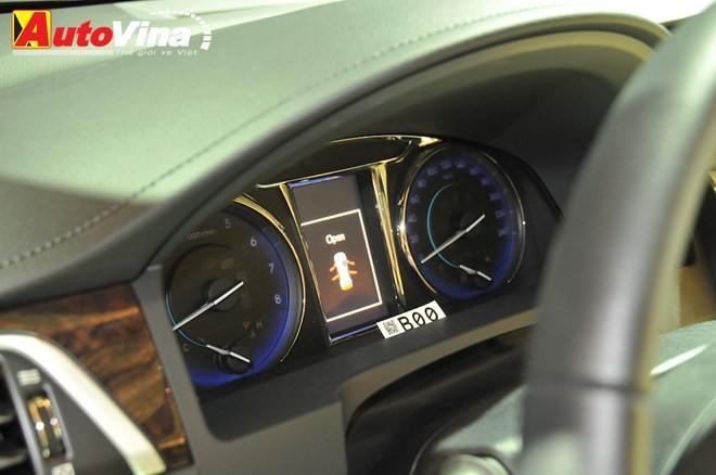 Ngắm chi tiết Toyota Camry 2015 vừa ra mắt - ảnh 13