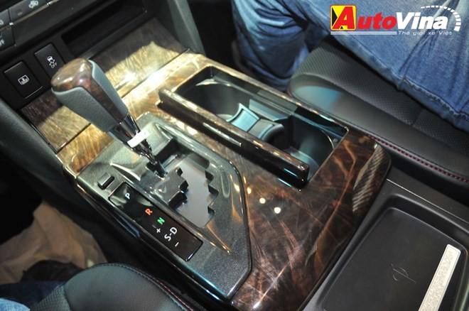 Ngắm chi tiết Toyota Camry 2015 vừa ra mắt - ảnh 17