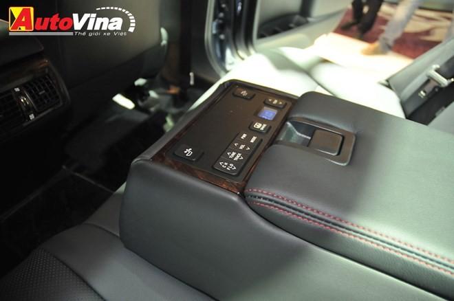 Ngắm chi tiết Toyota Camry 2015 vừa ra mắt - ảnh 19