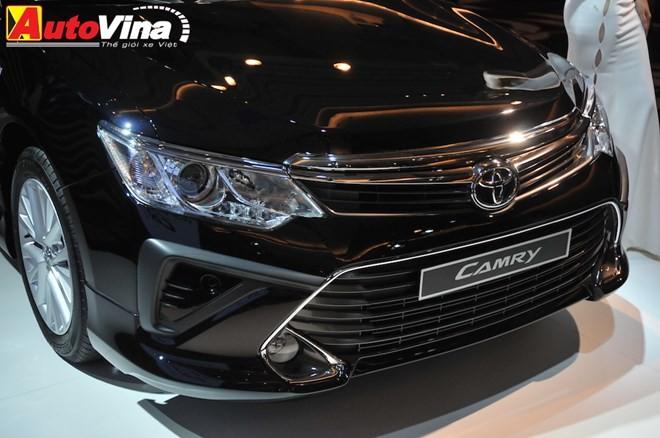 Ngắm chi tiết Toyota Camry 2015 vừa ra mắt - ảnh 3