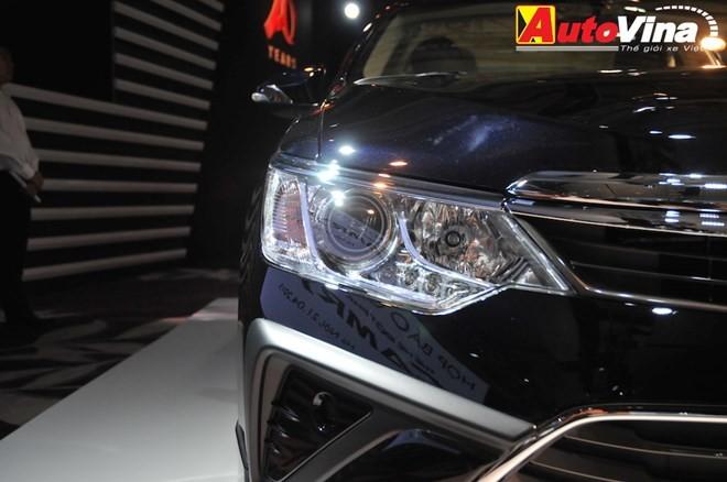 Ngắm chi tiết Toyota Camry 2015 vừa ra mắt - ảnh 4