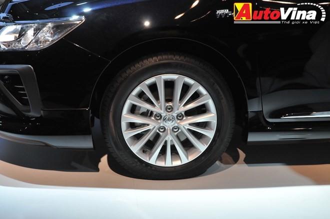 Ngắm chi tiết Toyota Camry 2015 vừa ra mắt - ảnh 8