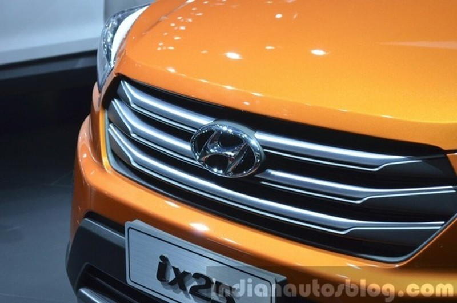 Xem xe Hyundai ix25 phiên bản sản xuất sẽ về Việt Nam? - ảnh 3