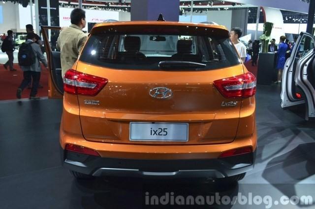 Xem xe Hyundai ix25 phiên bản sản xuất sẽ về Việt Nam? - ảnh 5