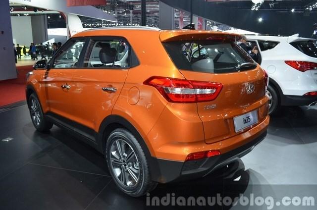 Xem xe Hyundai ix25 phiên bản sản xuất sẽ về Việt Nam? - ảnh 6