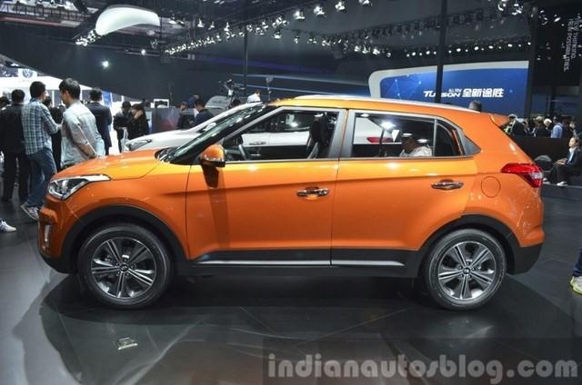 Xem xe Hyundai ix25 phiên bản sản xuất sẽ về Việt Nam? - ảnh 7