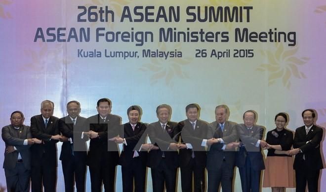 Tuyên bố Chủ tịch Hội nghị cấp cao ASEAN-26 về vấn đề Biển Đông - ảnh 1