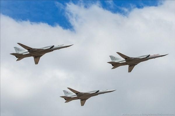Điểm danh dàn chiến đấu cơ Nga duyệt binh Ngày Chiến thắng - ảnh 11