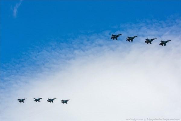 Điểm danh dàn chiến đấu cơ Nga duyệt binh Ngày Chiến thắng - ảnh 15