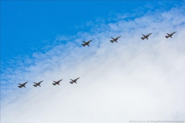 Điểm danh dàn chiến đấu cơ Nga duyệt binh Ngày Chiến thắng - ảnh 16