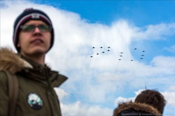 Điểm danh dàn chiến đấu cơ Nga duyệt binh Ngày Chiến thắng - ảnh 19