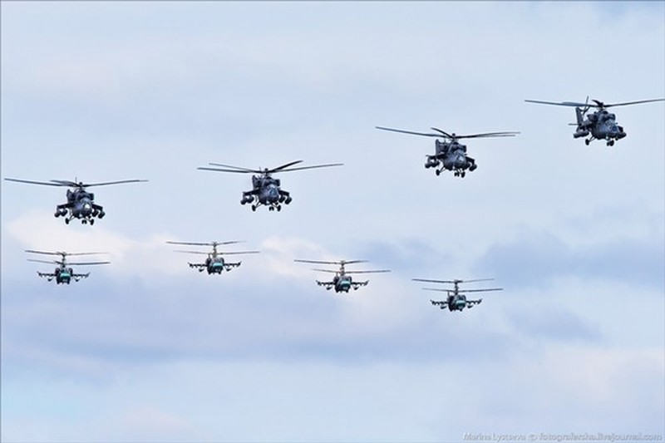 Điểm danh dàn chiến đấu cơ Nga duyệt binh Ngày Chiến thắng - ảnh 7