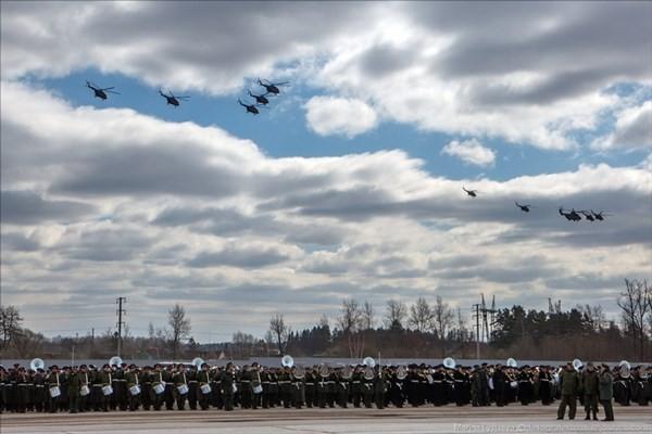 Điểm danh dàn chiến đấu cơ Nga duyệt binh Ngày Chiến thắng - ảnh 8