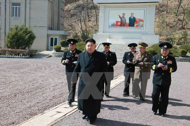 Tình báo Hàn Quốc: Ông Kim Jong Un tử hình 15 quan chức cấp cao - ảnh 1