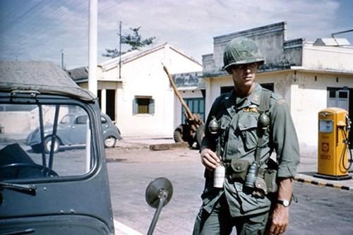 Hình ảnh xe cộ trên đường phố Sài Gòn trước 30/4/1975 - ảnh 14