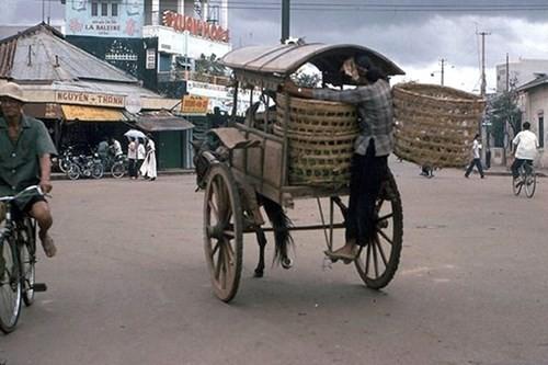 Hình ảnh xe cộ trên đường phố Sài Gòn trước 30/4/1975 - ảnh 19