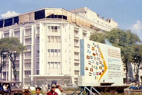 Hình ảnh xe cộ trên đường phố Sài Gòn trước 30/4/1975 - ảnh 3
