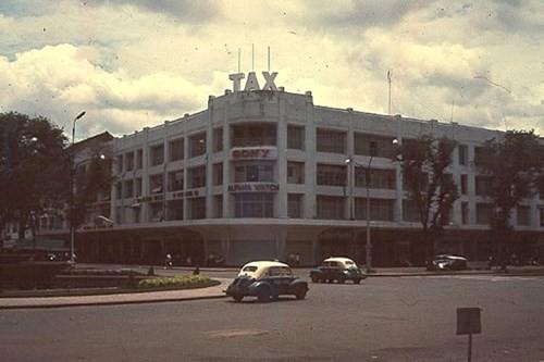 Hình ảnh xe cộ trên đường phố Sài Gòn trước 30/4/1975 - ảnh 5