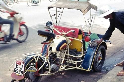 Hình ảnh xe cộ trên đường phố Sài Gòn trước 30/4/1975 - ảnh 10