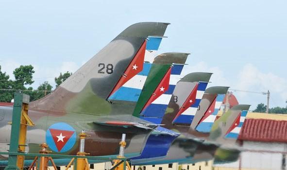 Tận mắt thấy không quân Cuba huấn luyện chiến đấu - ảnh 1