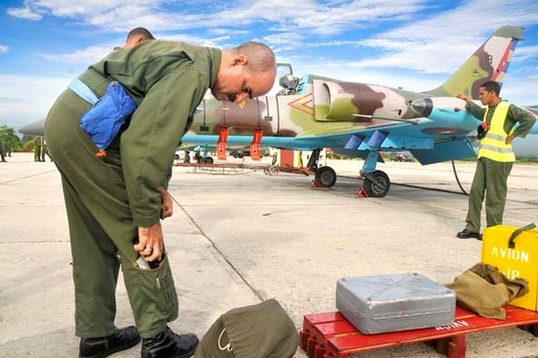Tận mắt thấy không quân Cuba huấn luyện chiến đấu - ảnh 2