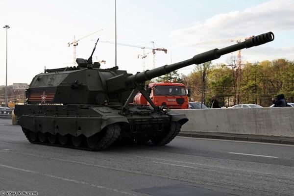 Siêu pháo tự hành vừa lộ diện của Nga mạnh cỡ nào? - ảnh 5