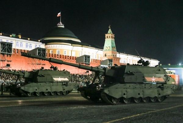 Siêu pháo tự hành vừa lộ diện của Nga mạnh cỡ nào? - ảnh 8