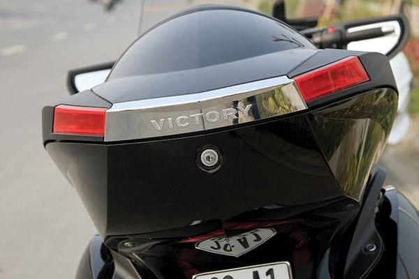 Tận thấy môtô siêu độc Victory Vision Tour 2014 ở Việt Nam - ảnh 9