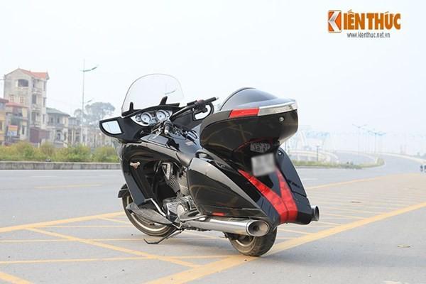 Tận thấy môtô siêu độc Victory Vision Tour 2014 ở Việt Nam - ảnh 2