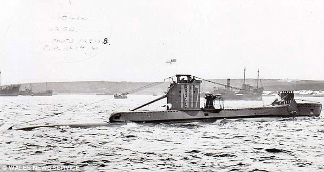 Tìm thấy xác tàu ngầm Anh biến mất bí ẩn trong Thế chiến thứ 2 - ảnh 1