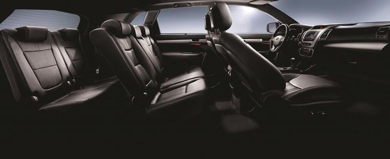 Kia New Sorento phiên bản mới giá 873 triệu đồng - ảnh 1