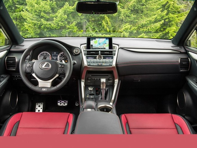 Lexus NX sẽ chính thức ra mắt tại Việt Nam vào cuối tháng 5  - ảnh 3