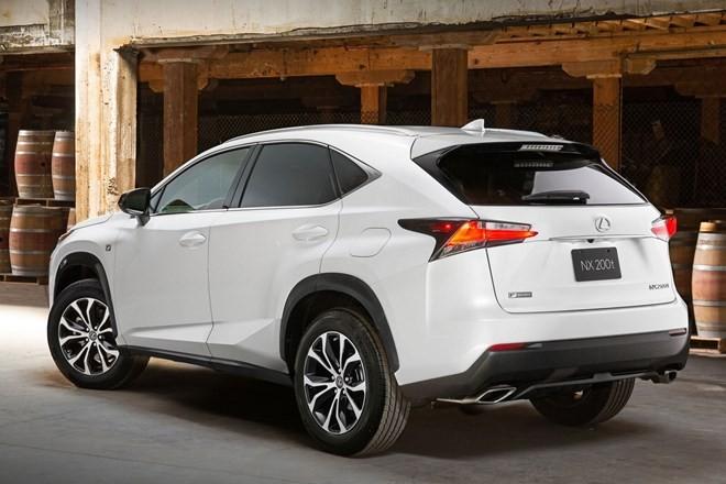 Lexus NX sẽ chính thức ra mắt tại Việt Nam vào cuối tháng 5  - ảnh 2