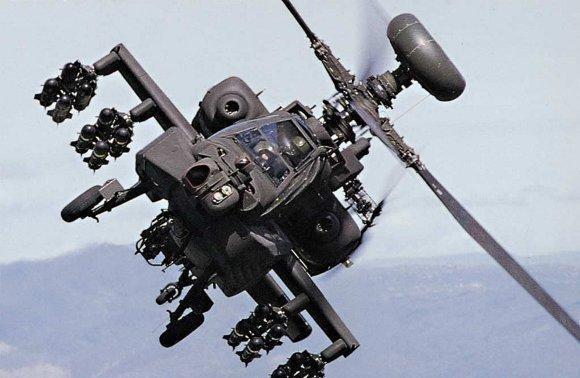 """Vì sao trực thăng Mỹ Apache hoàn toàn """"lép vế"""" trước Mi-28N của Nga? - ảnh 2"""