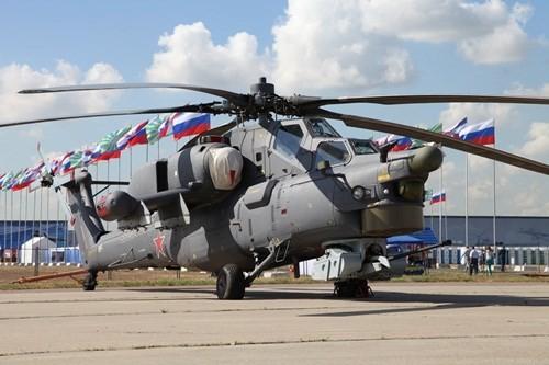 """Vì sao trực thăng Mỹ Apache hoàn toàn """"lép vế"""" trước Mi-28N của Nga? - ảnh 1"""
