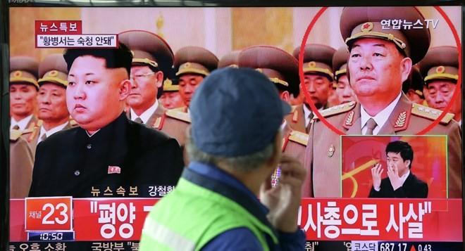 Báo Hàn: Lãnh đạo Triều Tiên bị hành quyết vì bớt khẩu phần của lính - ảnh 1
