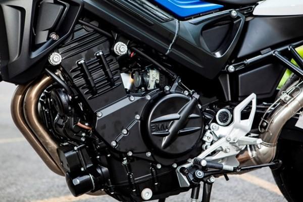 Cận cảnh 'xế nổ' BMW F800R hơn 500 triệu đồng - ảnh 12