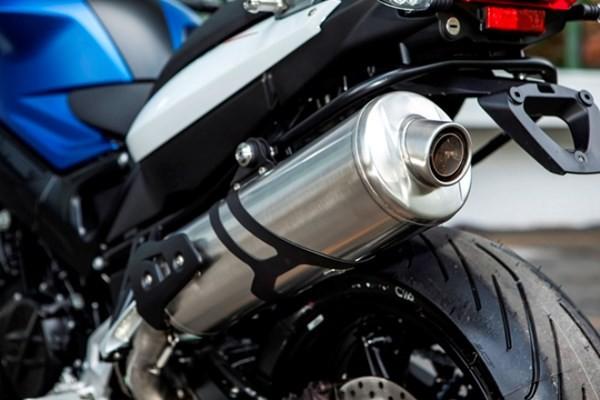 Cận cảnh 'xế nổ' BMW F800R hơn 500 triệu đồng - ảnh 17