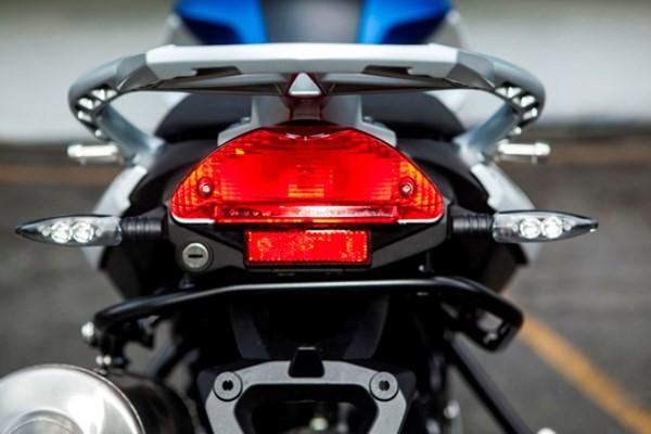 Cận cảnh 'xế nổ' BMW F800R hơn 500 triệu đồng - ảnh 18