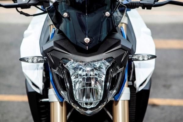 Cận cảnh 'xế nổ' BMW F800R hơn 500 triệu đồng - ảnh 6